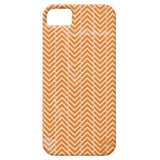 Orange Chevron iPhone iPad iPod Razr Case
