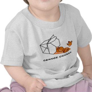 Orange Chicken Escape Tshirts