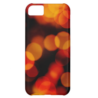 Orange City Lights Reflections iPhone 5C Cover
