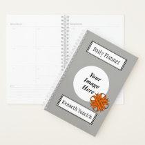 Orange Clover Ribbon by Kenneth Yoncich Planner