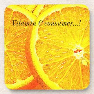 Orange Coaster