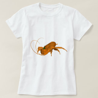 Orange Cockroach T-Shirt