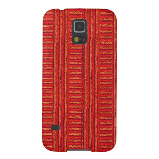 Orange Cords Case For Galaxy S5