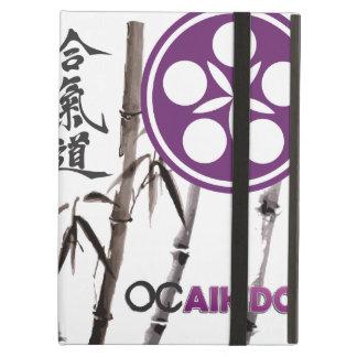 Orange County Aikido ipad Case