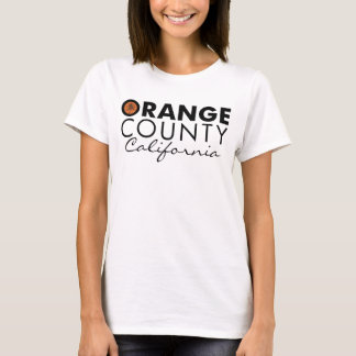 Orange County California t-shirt