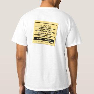 Orange County International Raceway Ticket Shirt
