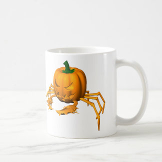 Orange Crab Coffee Mug