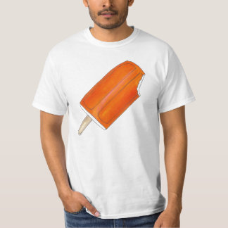 Orange Cream Creamsicle Popsicle T-Shirt