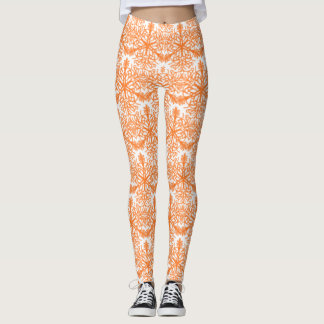 Orange Cream Dream ~ Leggings