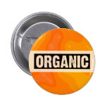 Orange Cream - Organic Pin