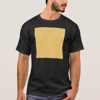 Orange Creme Speckled Paper TEXTURE TEMPLATE BACKG T-Shirt