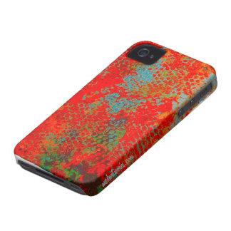 Orange Crush iPhone 4 Cases
