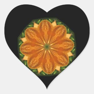 Orange Crush Stickers