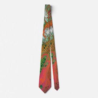 Orange Crush Tie