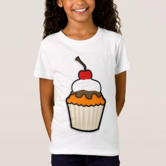Orange Cupcake T-Shirt
