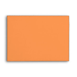 Orange Cupcakes envelope orange