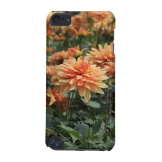 Orange Dahlia Blossoms iPod Touch 5G Cover