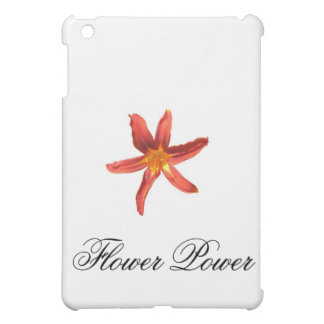 Orange Day Lily iPad Mini Case