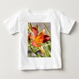 Orange daylily baby T-Shirt