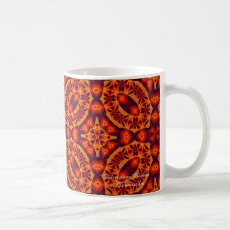 Orange Dazzler Mug