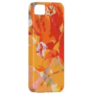 Orange Delight iPhone 5/5S Case