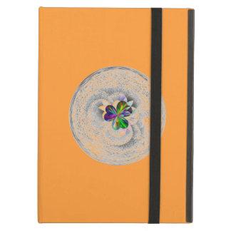 Orange design iPad air case