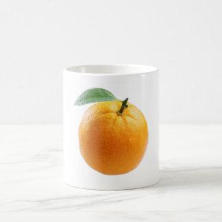 """""""Orange"""" design mugs"""