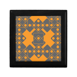 Orange Dice Gift Box