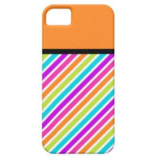 Orange Divide iPhone SE/5/5s Case