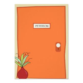 Orange Door Moving Announcement
