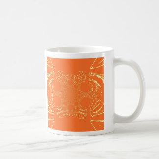 Orange dream man coffee mug