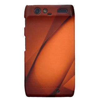 Orange Droid Razor Maxx Cover Droid RAZR Cover