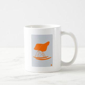 Orange Eames Chair Mugs