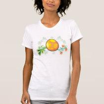 Orange Easter Egg T-Shirt