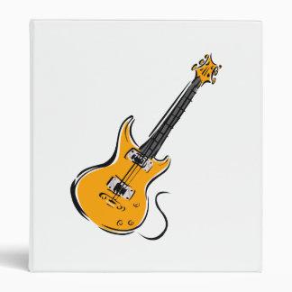 orange electric guitar music graphic.png binder
