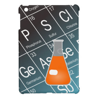 Orange Erlenmeyer (Conical) Flask Chemistry Case For The iPad Mini