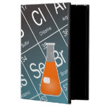 Orange Erlenmeyer (Conical) Flask Chemistry iPad Air Cover
