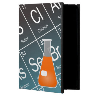 Orange Erlenmeyer (Conical) Flask Chemistry Powis iPad Air 2 Case