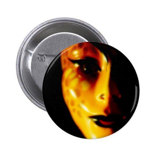 Orange Face Buttons