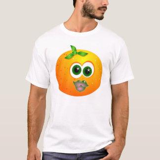 Orange Face T-Shirt