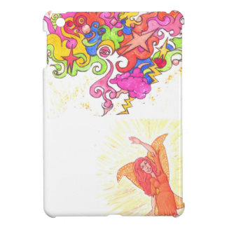 Orange Fairy of Joy Case For The iPad Mini