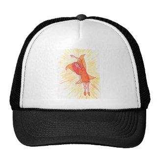 Orange Fairy Trucker Hat
