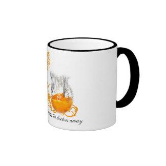 Orange Fantasy Mug