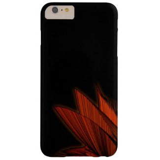 Orange Fern Barely There iPhone 6 Plus Case