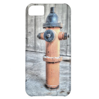 Orange Fire Hydrant iPhone 5C Cases