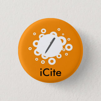 Orange Fizz iCite Small Button