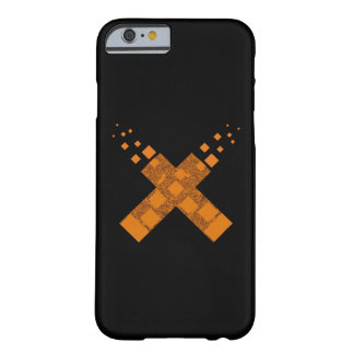 Orange flame death cult cross fire torch ritual barely there iPhone 6 case
