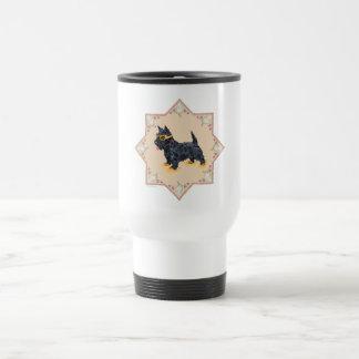 Orange Flilp Flops Travel Mug