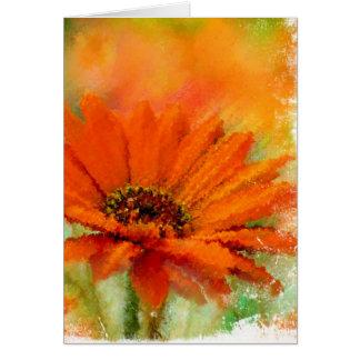 Orange Flower-2