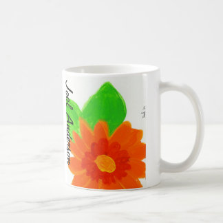 Orange Flower by Joel Anderson Coffee Mug